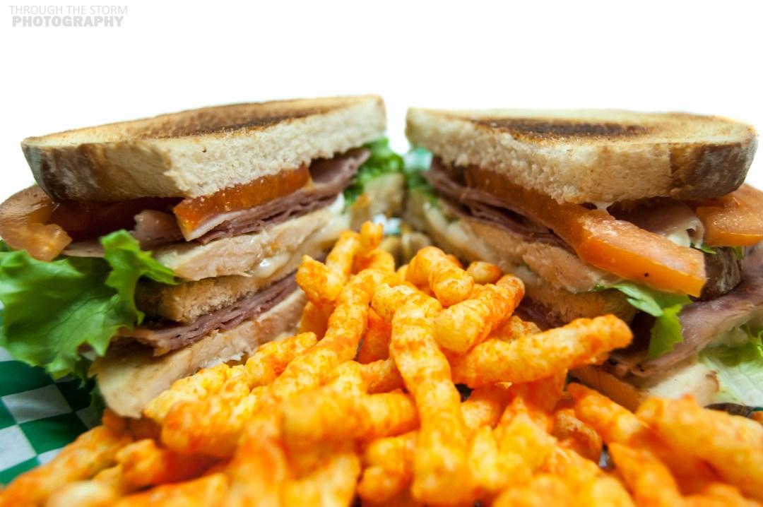 Cheeky Club Sandwich
