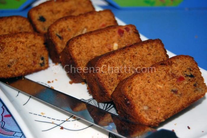 Kerela Plum Cake Recipe