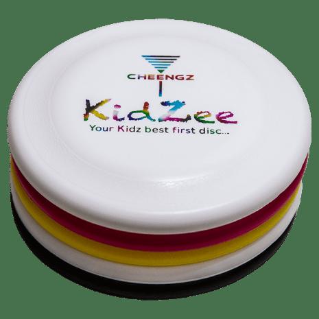 Flying Discs for kids, Kidzee, CHEENGZ KIDZ, kids frisbee Childrens Fribee, Childrens Disc