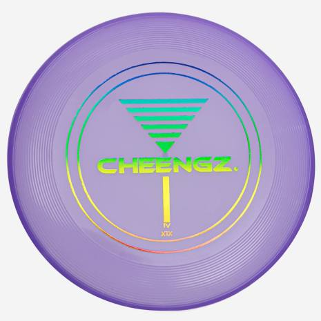 CHEENGZ Mini Marker Disc, Disc Golf, Frisbee Golf, Frolf