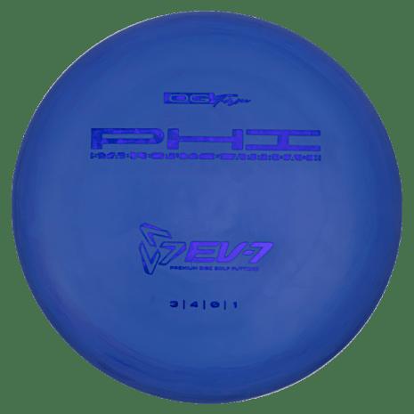 EV-7 Phi OG Firm Disc Gol Putter