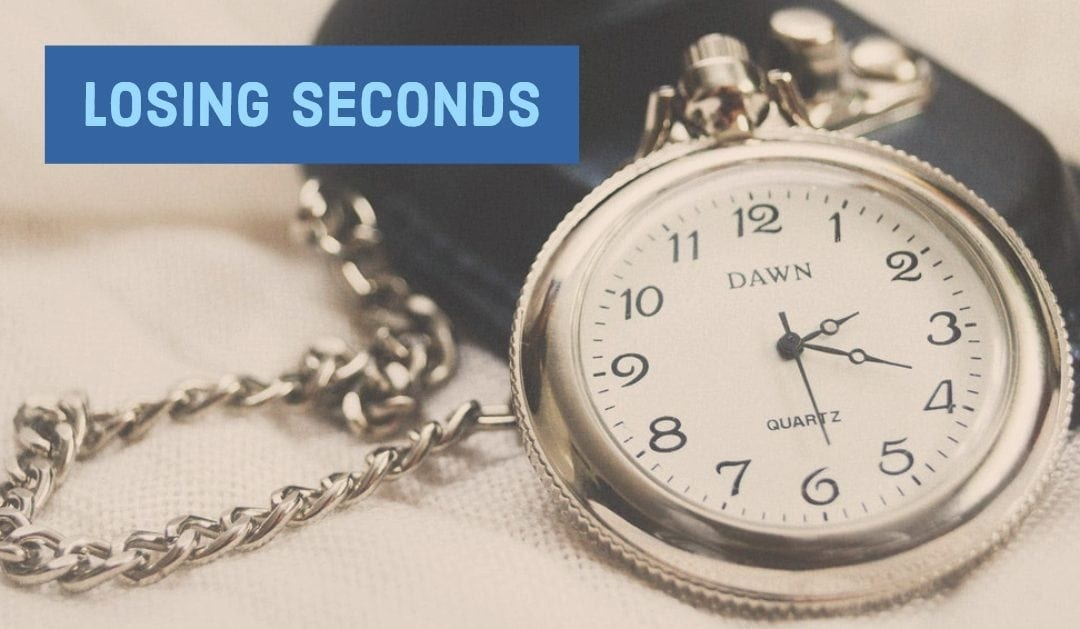 Losing Seconds