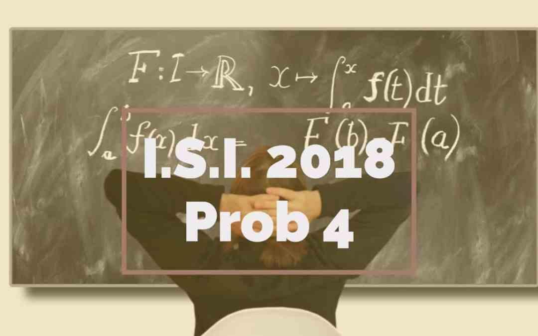 Leibniz Rule, ISI 2018 Problem 4