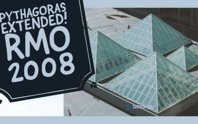 Pythagoras Extended! – RMO 2008 Problem 6