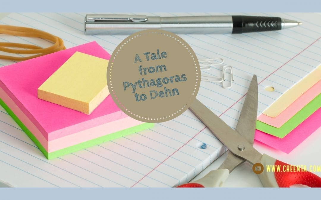 Dudeney Puzzle : A Tale from Pythagoras to Dehn
