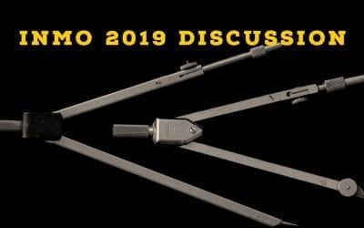 INMO 2019 Discussion