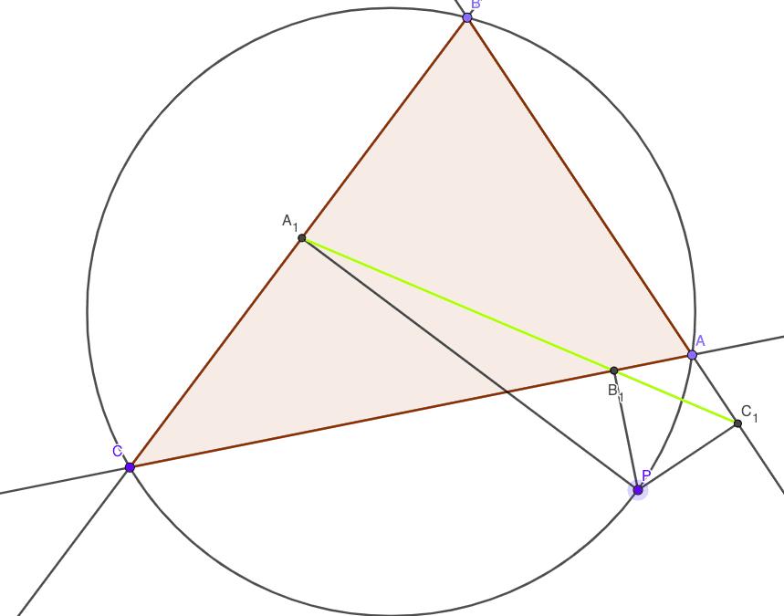 Understanding Simson Lines