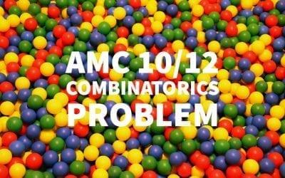 AMC10/12 Combinatorics Problem
