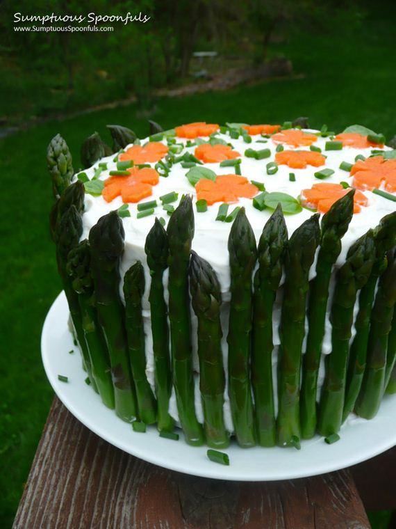 Delecious Swedish Inspired Savory Sandwich Cakes