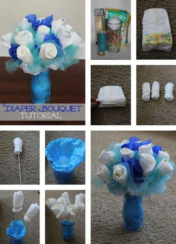 Make Homemade Baby Shower Favors