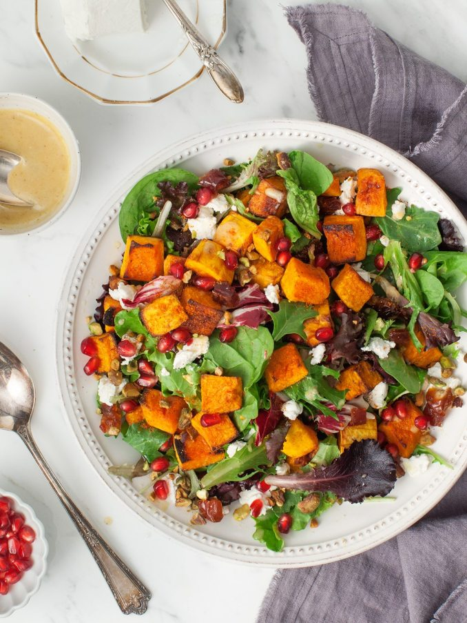 Healthy And Fresh Fall Salad Ideas