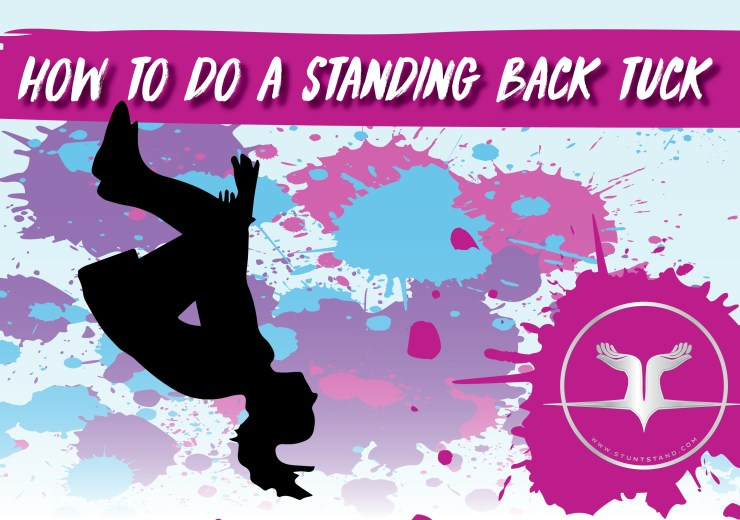 Standing Back Tuck