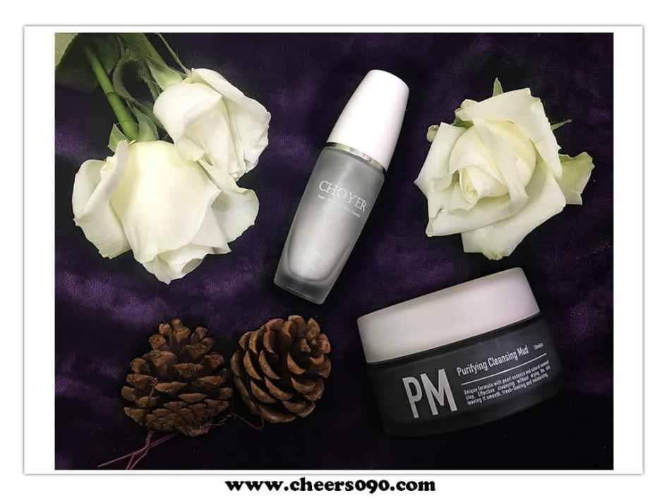 CHOYeR 保養品 晶鑽水肌潔膚霜 超能肌鑰精華