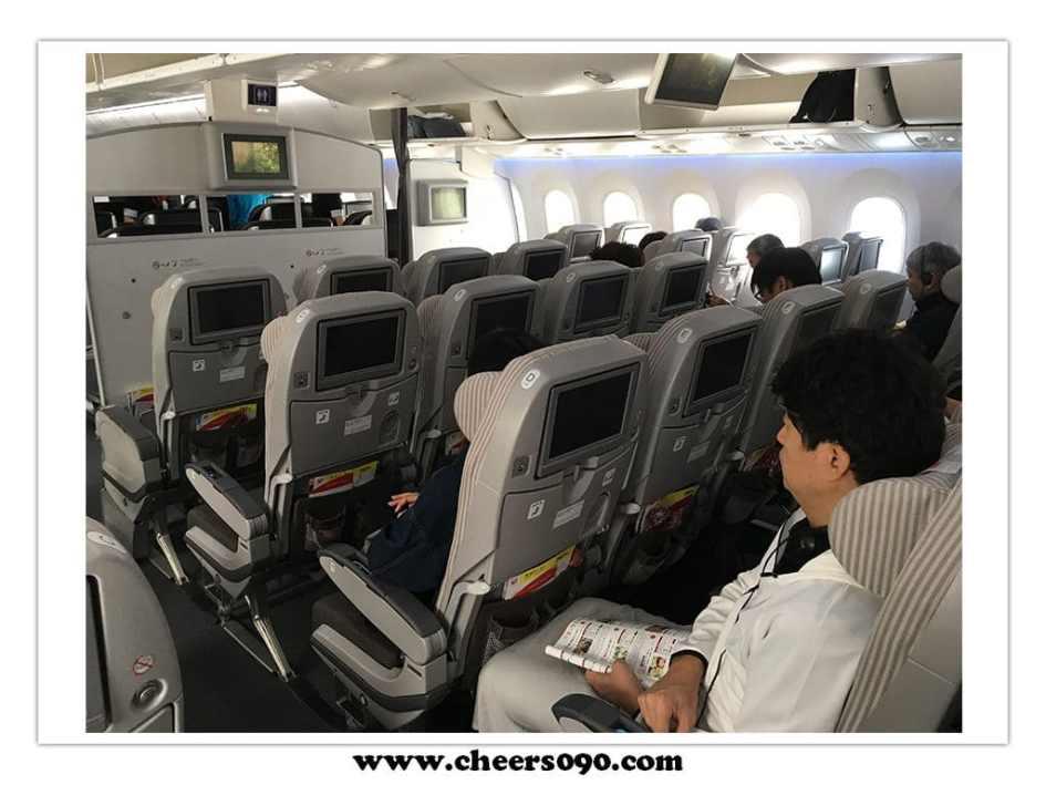 日本 大阪自由行 JAL航空