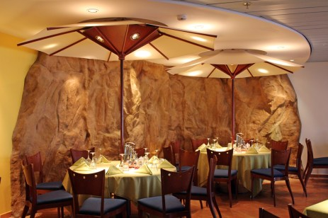 Innenbereich im Calypso Buffetrestaurant
