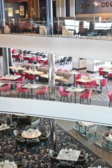 Deck 4: Atlantik Mediterran Restaurant