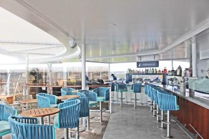 Deck 14: Außenalster Bar