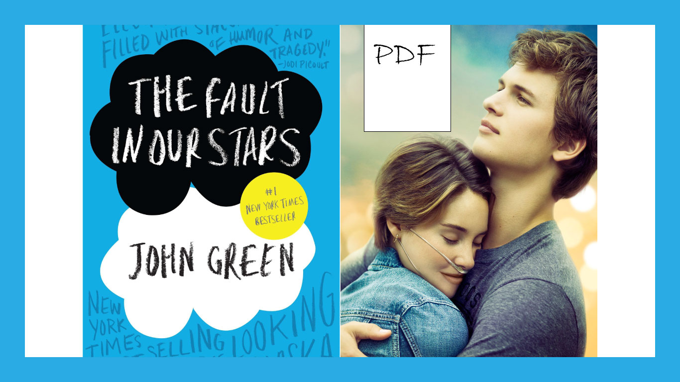 The Fault in Our Stars PDF by John Green