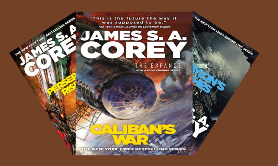 Caliban's War PDF Book by James S. A. Corey