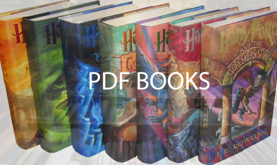 Harry Potter Books PDF 1-7 download free