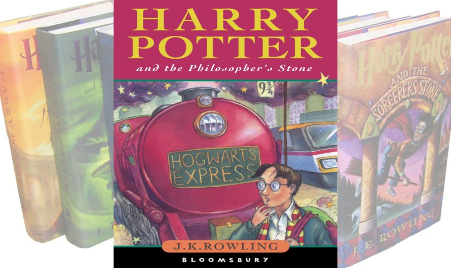 Harry Potter and the Sorcerer's Stone (Harry Potter 1)