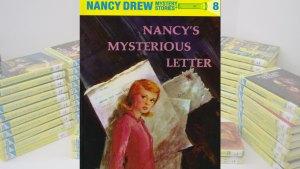 Nancy's Mysterious Letter PDF