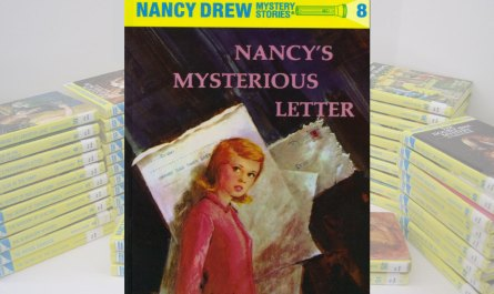 Nancy's Mysterious Letter PDF