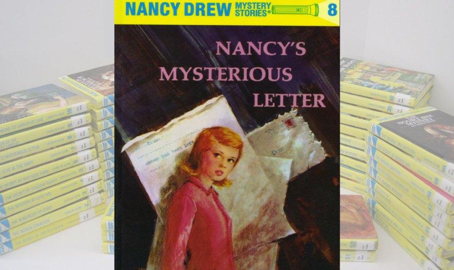 Nancy's Mysterious Letter PDF free