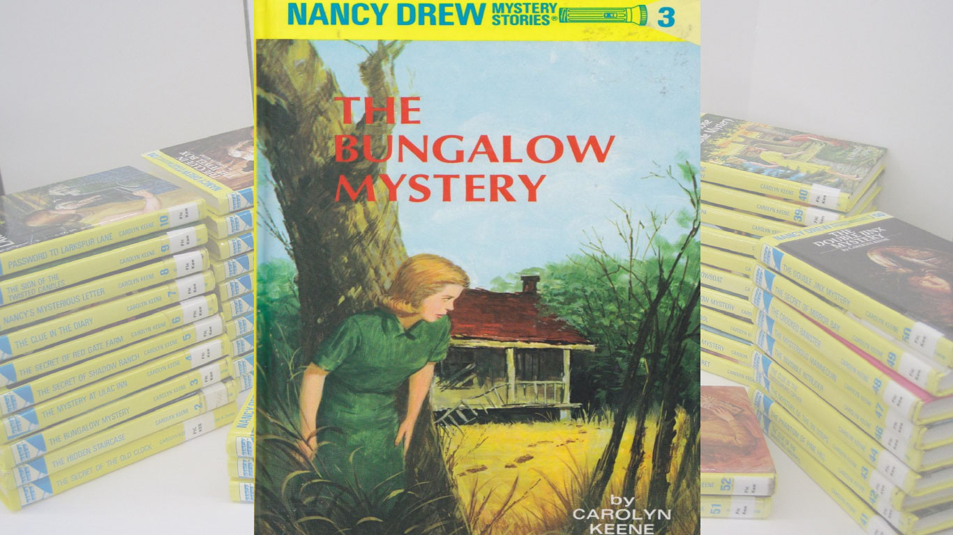 Nancy Drew the Bungalow Mystery PDF free download