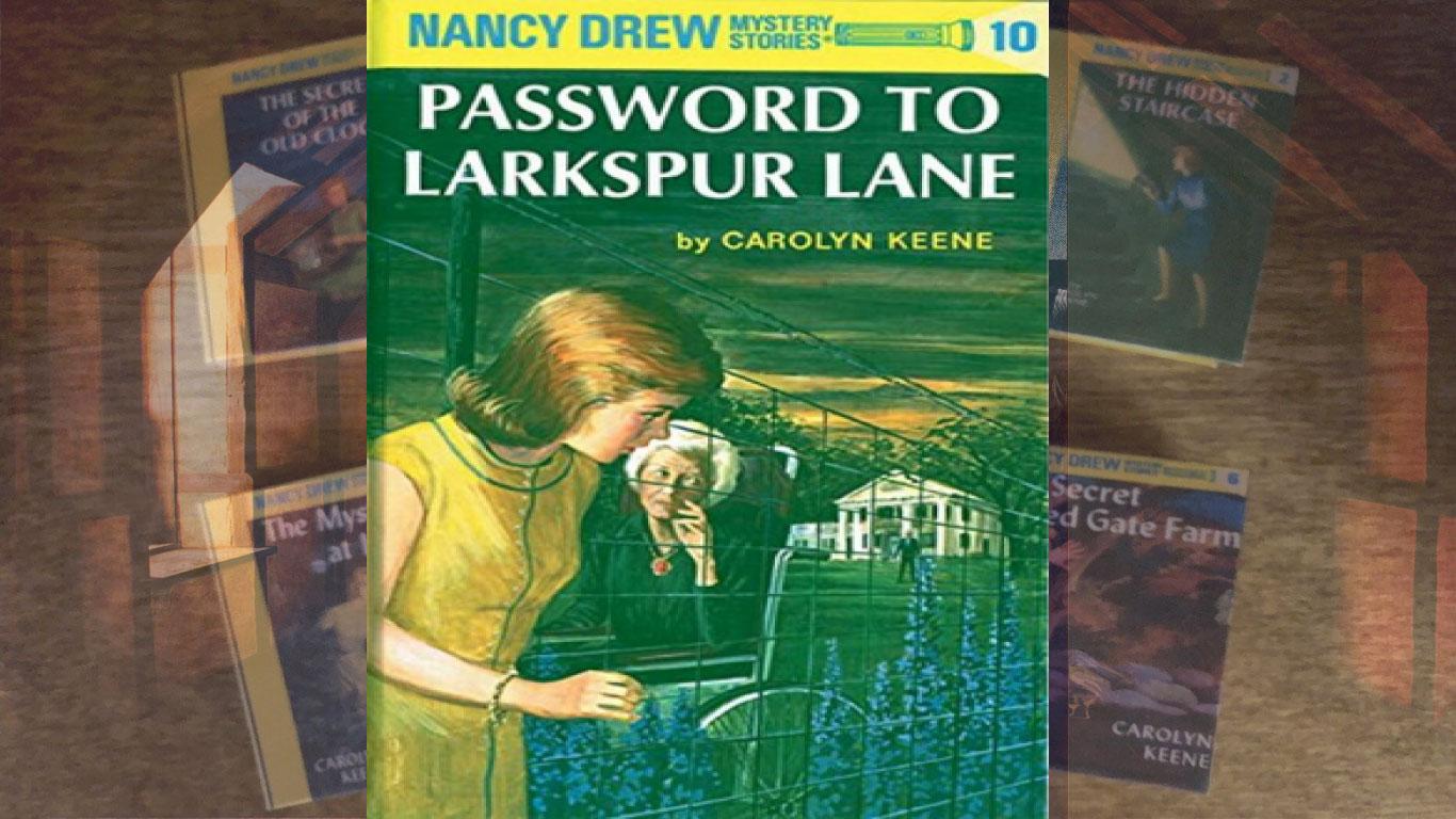 Password to Larkspur Lane PDF