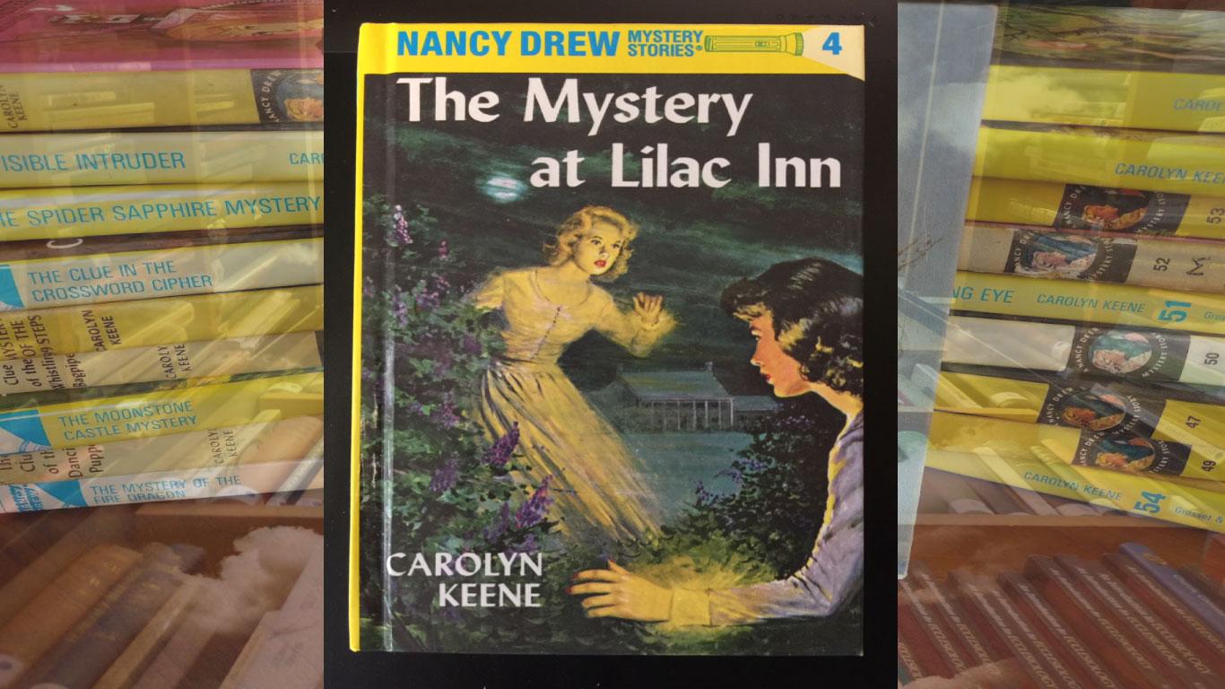 The Mystery at Lilac Inn pdf