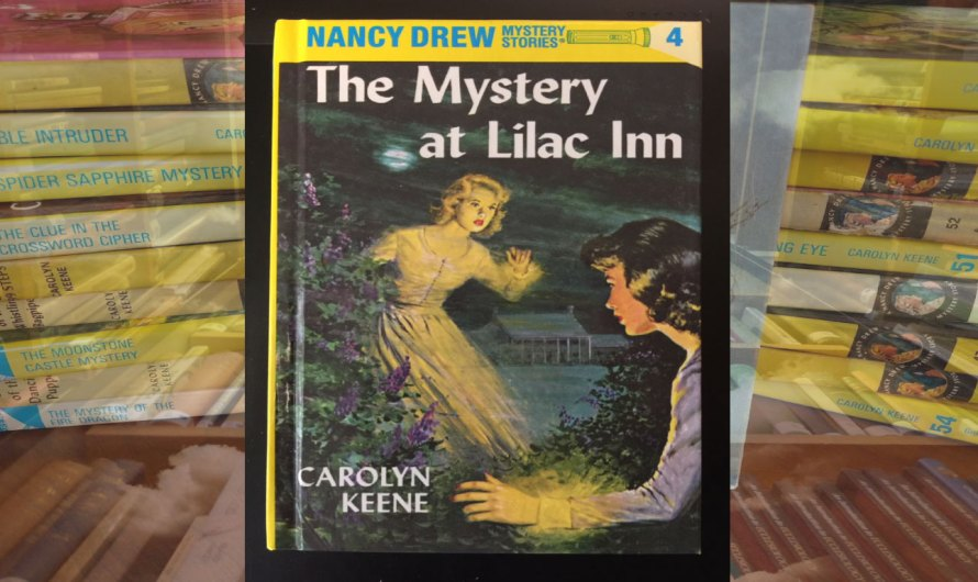 The Mystery at Lilac Inn Novel by Carolyn Keene