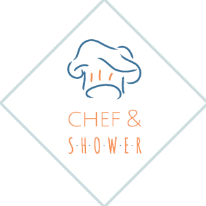 Chef & Shower | Easton Maryland | Home