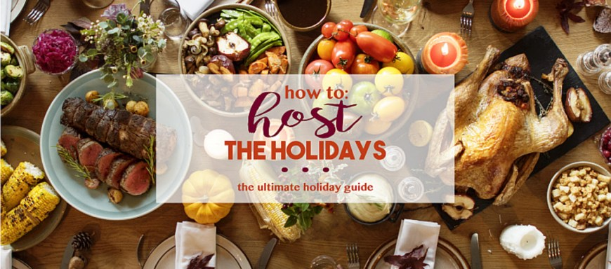 Host the Holidays | Chef & Shower Blog | Chef & Shower | Kitchen and bath blog | Easton, MD