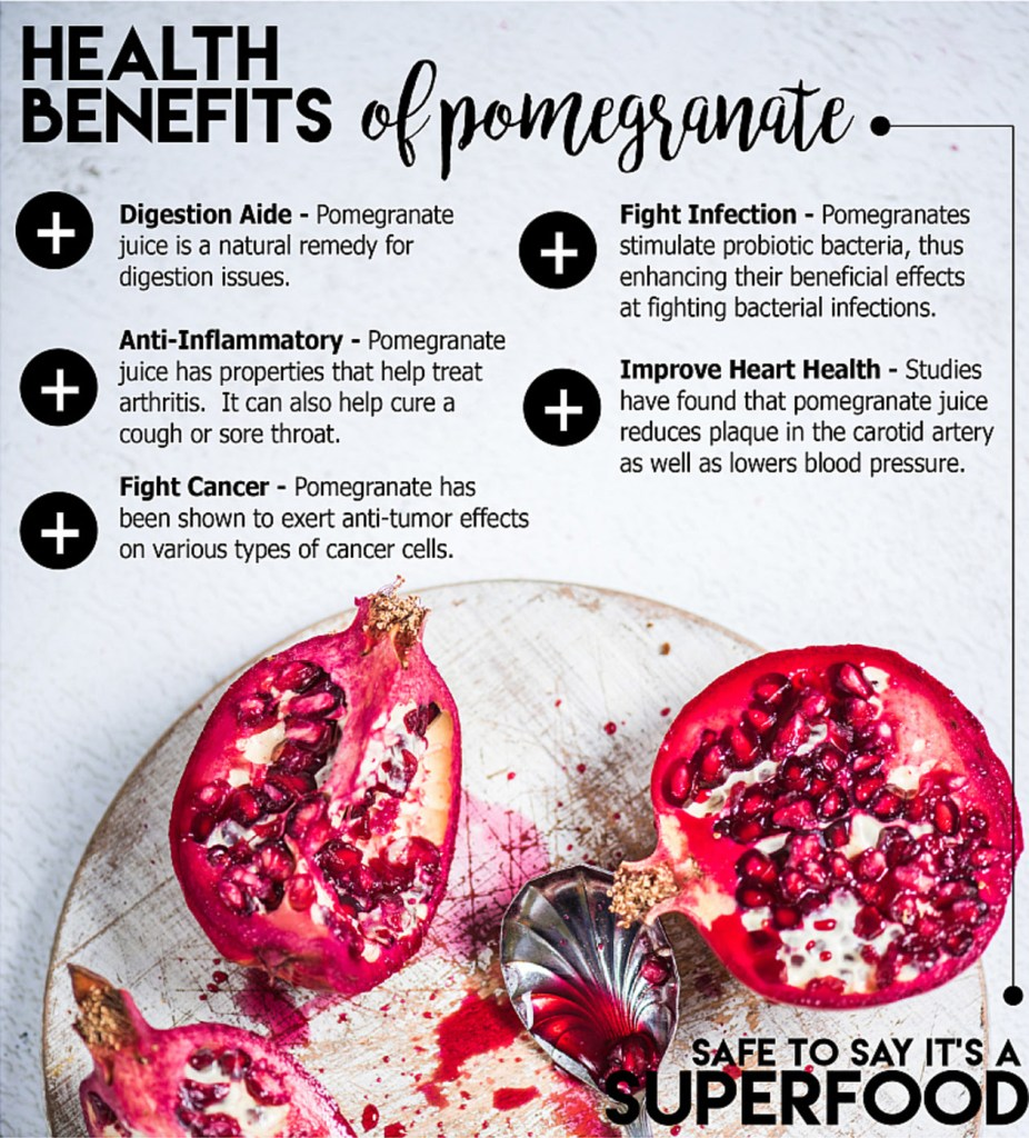 Perfectly Pomegranate Healthy Benefits | Chef & Shower Blog | Chef & Shower | Kitchen and bath blog | Easton, MD