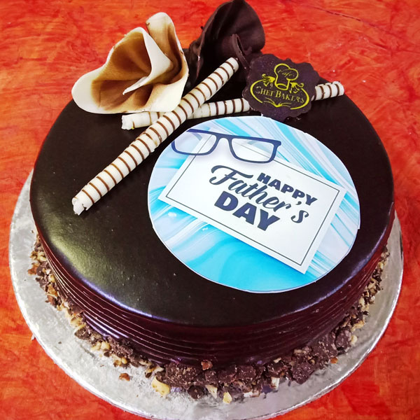 Buy Choco Coffee Decadence Fathers Day Cake CCDFC02 Online in ...