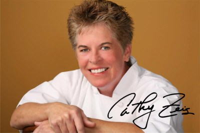 Chef Cathy Zeis