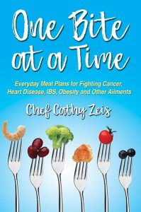 One Bite at a Time:  Everyday Meal Plans for Fighting Cancer, Heart Disease, IBS, Obesity And Other Ailments
