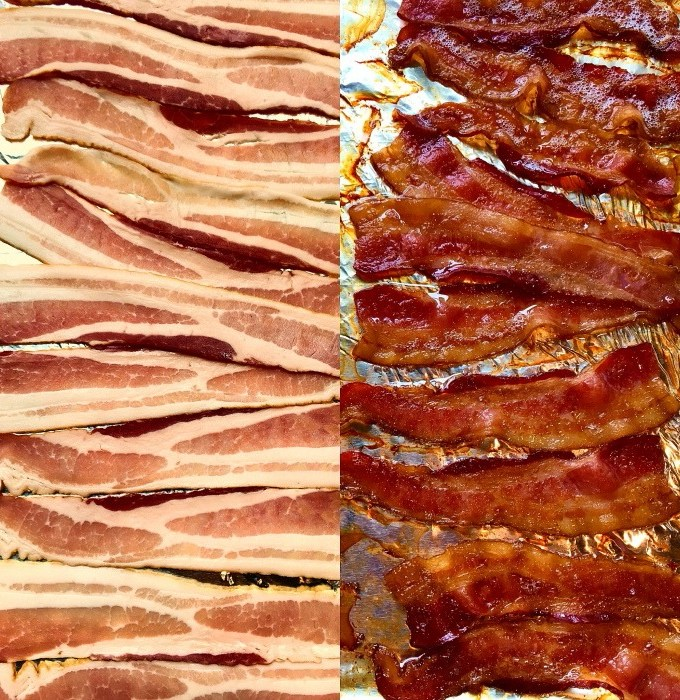 Cook a whole package of bacon perfectly in 20 minutes with no messy cleanup. Can you ever really have enough bacon? With this recipe you can get close.