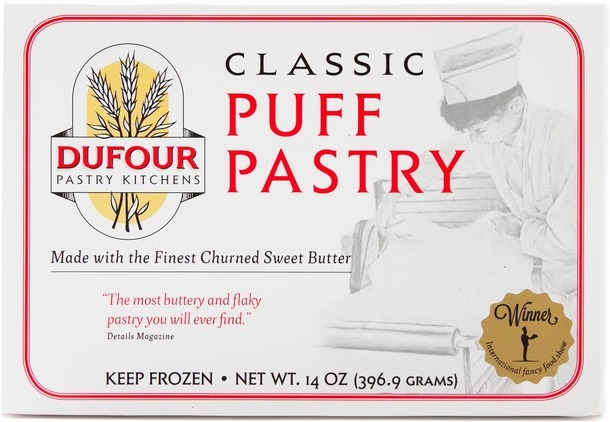 Puff Pastry and the melting point of fat