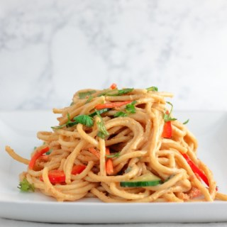 Peanut Noodles Are Awesome and Here's The Top 8 Reasons Why