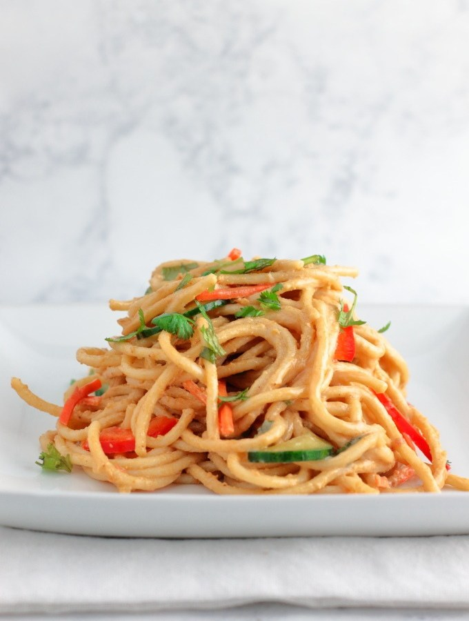 Peanut Noodles Are Awesome – Here's the Top 8 Reasons Why