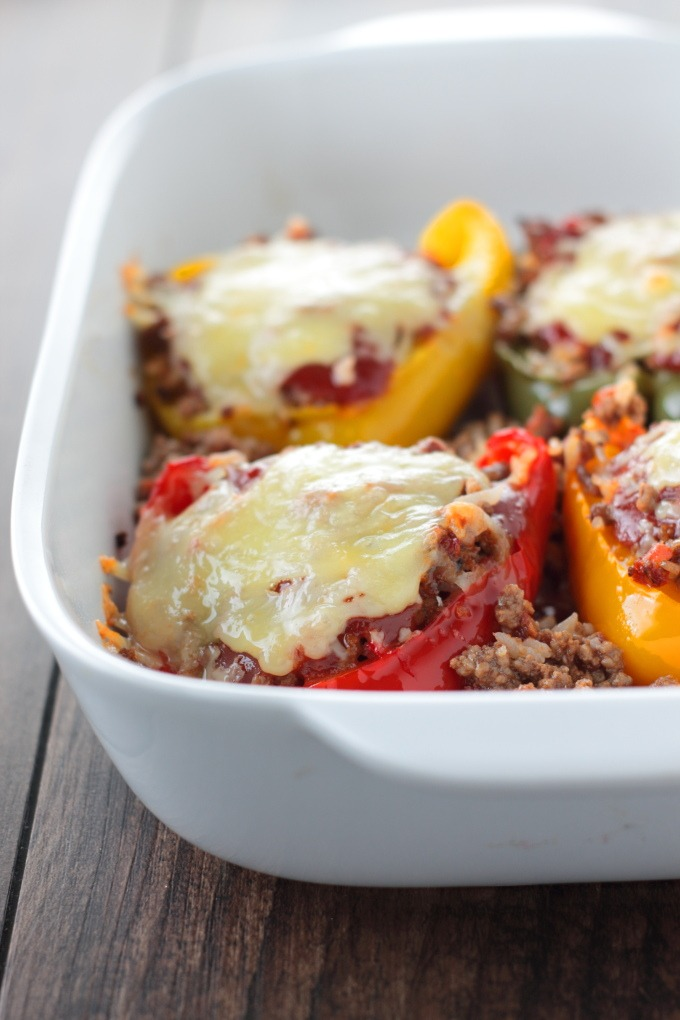 Is that pesky pyrazine ruining stuffed peppers for you? Swap red for green and this speedy no-bake hack will make them into a 20 minute weeknight dinner everyone will love.