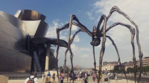 maman the spider