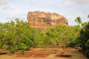sigiriya rock - things to do in sri lanka