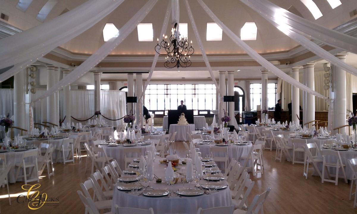 Lake Geneva Riviera Ballroom Weddings