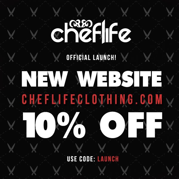 ChefLife-Website-Launch