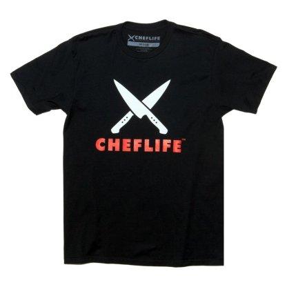 Chef Life Logo Tee