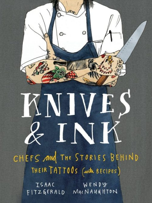 chef tattoo book