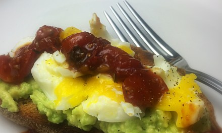A twist on an old favorite – Soft Boiled Eggs and Toast